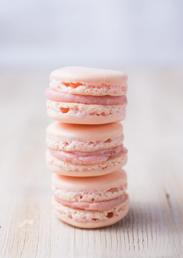 My first macarons