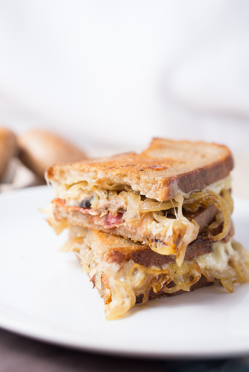 Pastrami, Caramelized Onion, And Gruyere Sandwich Recipes — Dishmaps