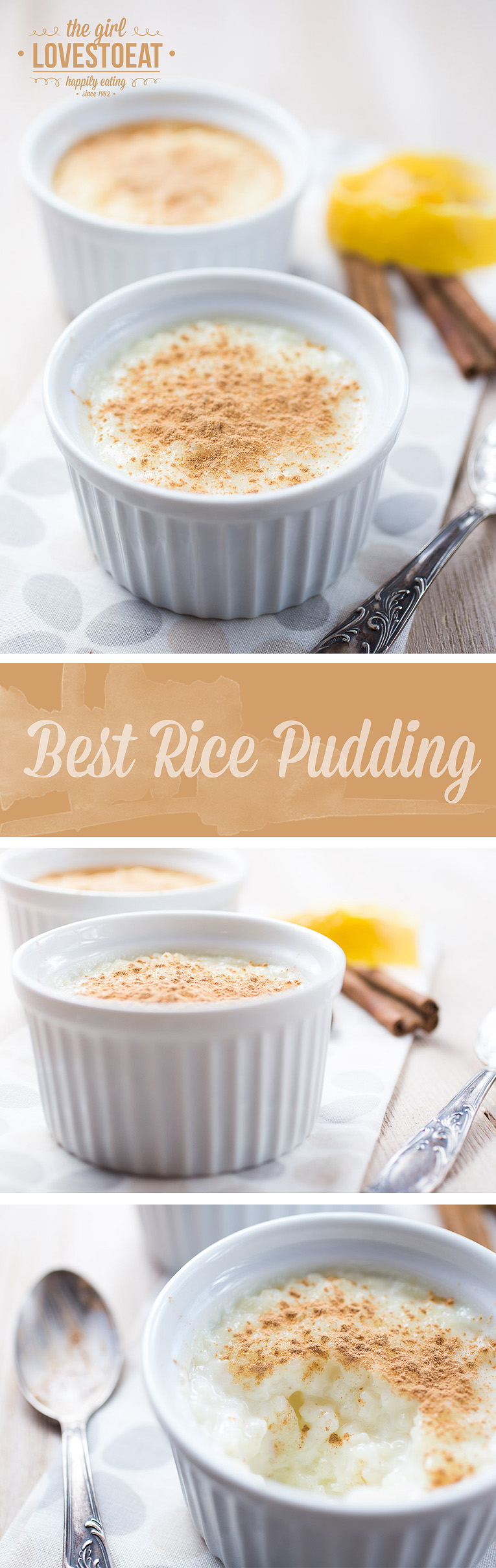 Best Rice Pudding Ever!