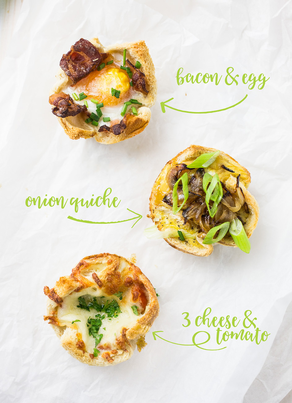 Brunch Cups { thegirllovestoeat.com }
